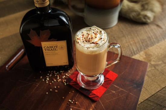 Cabot Trail Maple Cream