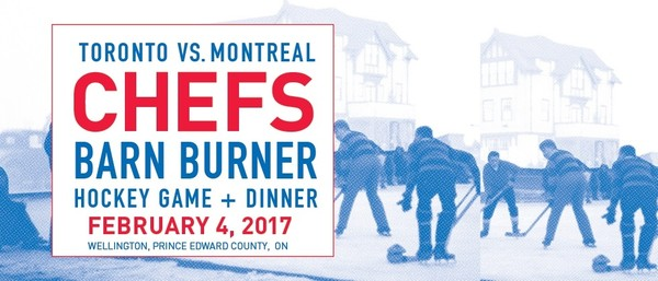 Calling All Hockey Fanatics and Foodies!