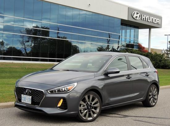 Can Elantra GT take on the best from Europe?