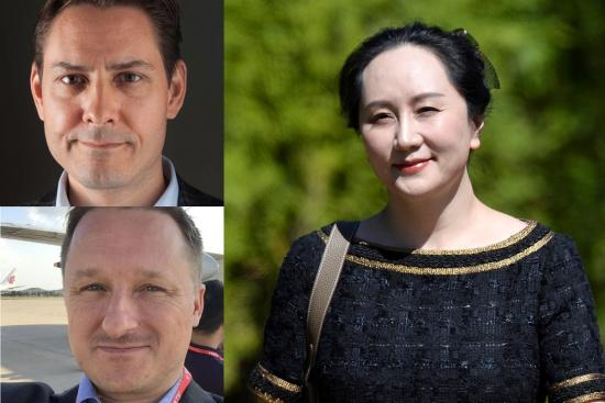 Canada's China policy should begin with release of Meng Wanzhou