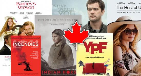 Canada Day film recommendations