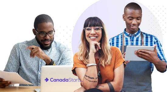 New Canada Starts grant aims to support entrepreneurs