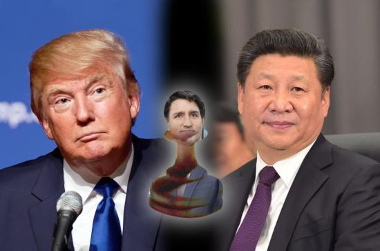 Canada — Trump's China Pawn