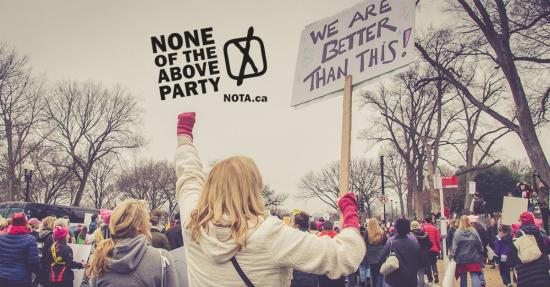 ???????Canadian Fake News Awards: Coming April Fool's Day