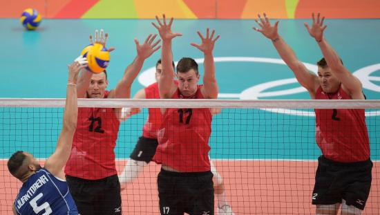 Canadian Men's Volleyball Looking to Build on Olympic Success