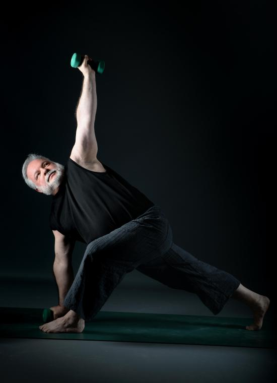 Cancer Survivor Finds Strength Through Yoga