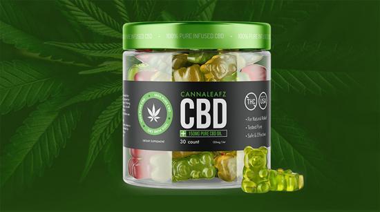 How should Cannaleafz CBD Gummies be taken?