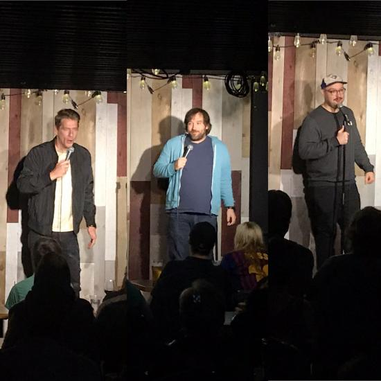 Capital Comedy Review: Launching Pad, New Talent Showcase, and some top headliners