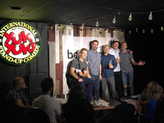 Capital Comedy Review: More semi-finals, Jeremy Hotz and a Cornwall show
