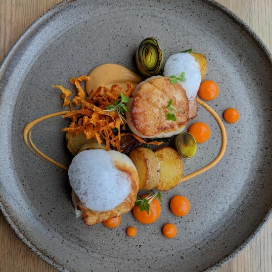 Carben Matches Elegant Food with a Relaxed Atmosphere