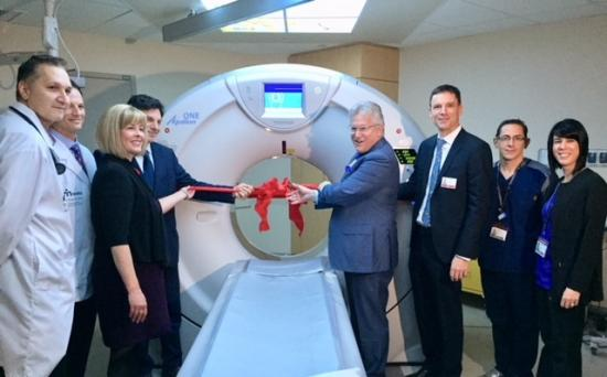 Montfort Hospital's Gets Hearts Beating With New CT Scanner
