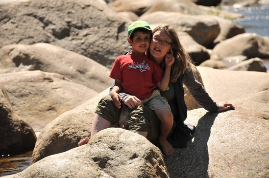 Strength In a Child's Voice: On Parenting a Child with Autism