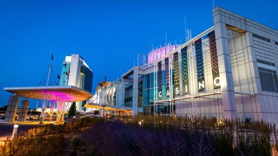 Ottawa's Casino du Lac-Leamy is a local hotspot