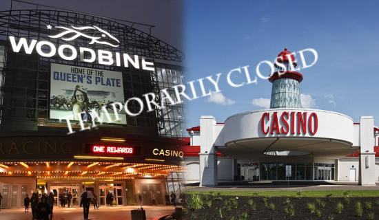 Closure of casinos in Canada, how and why gambling establishments are closed for business?
