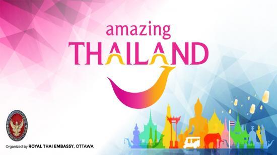 Celebrate Amazing Thailand at Lansdowne!