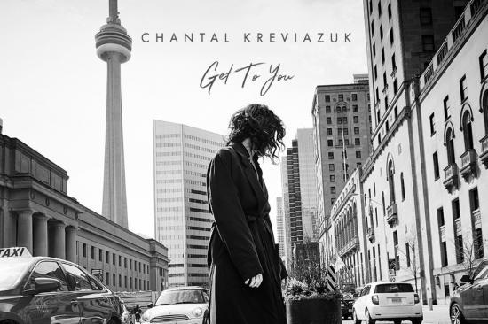 Chantal Kreviatzuk on laundry, housework and her new album