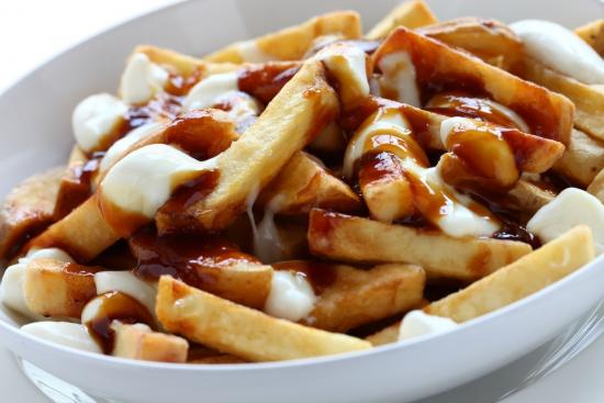 Cheese and Gravy and Fries, Oh My…