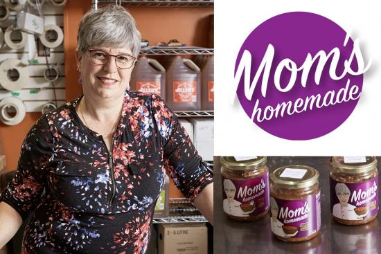 Cheryl Wilcox is the mom behind Mom's Homemade salsa