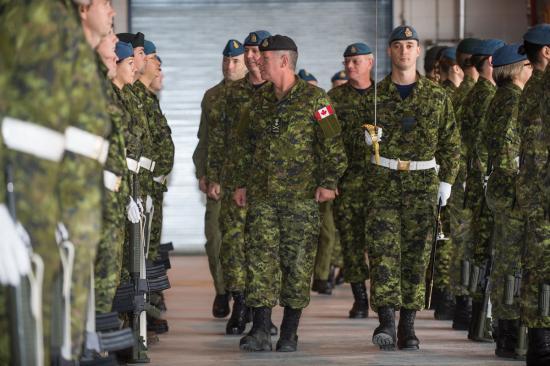 General Jonathan Vance — Canada's transformative general says adieu