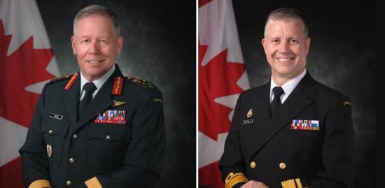 Some observations on recent developments in the Canadian Forces