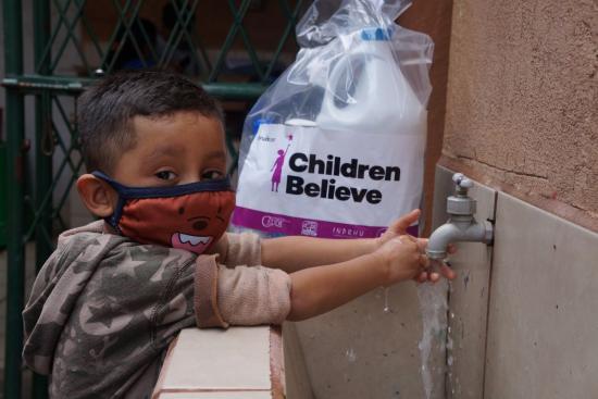 Children Believe believes in Canadians