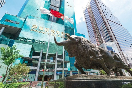 Sustained and Steady Growth of the Chinese
