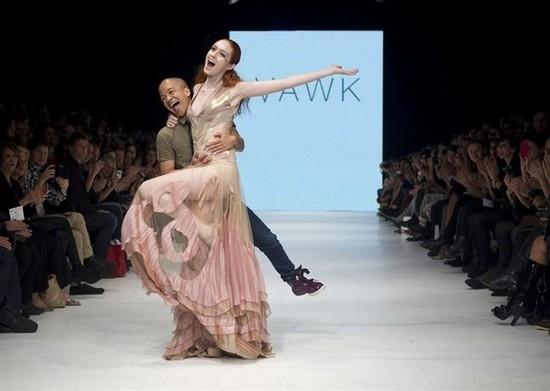 LG Fashion Week – Spring/Summer 2012: Day Four