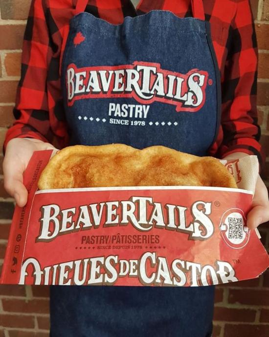 Celebrate Canada with the second annual National BeaverTails Day!
