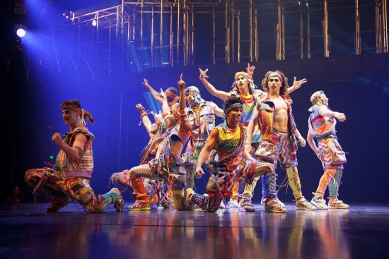 Cirque du Soleil's Volta: A Spellbinding Display for All Ages
