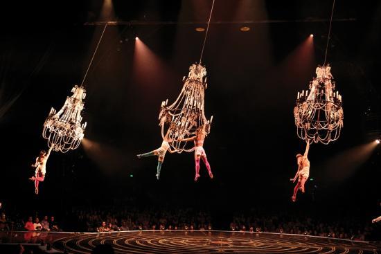 Cirque du Soleil shines bright