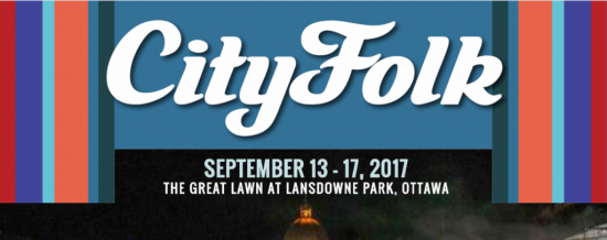 CityFolk Festival Contest!