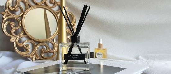 The Reed Diffusers—accent fragrances from CLARRI HILL