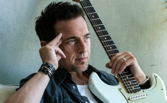 Up Close and Personal with Colin James