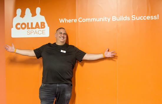 Collab Space: How Community Builds Success