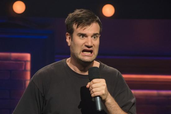 Check out comedian Graham Kay's new special on Crave!