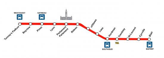 Everything You Need to Know About O-Train Confederation Line