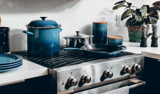 Don't buy only good-looking cookware, buy safe cookware