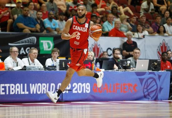 Team Canada Outshines US Virgin Islands at TD Place