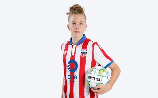Atlético Ottawa's 16-year-old phenom Antoine Coupland