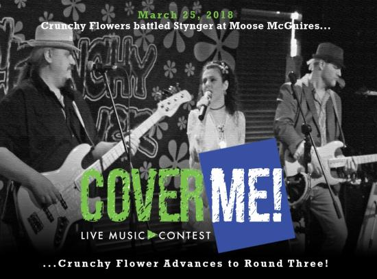 Our CoverMe Contest Rocked Moose McGuires to Kick Off Round 2!
