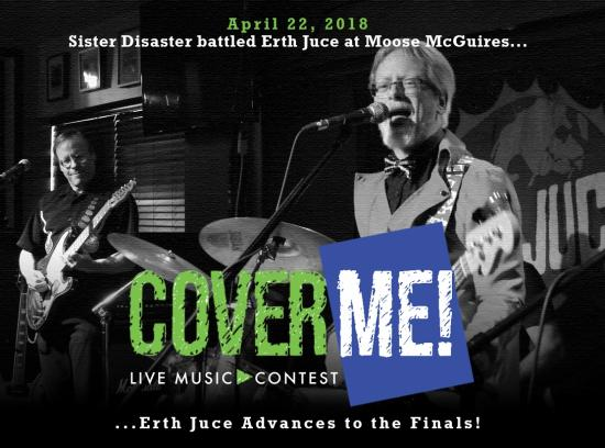 Sister Disaster and Erth Juce Rock Out for CoverMe Round 2