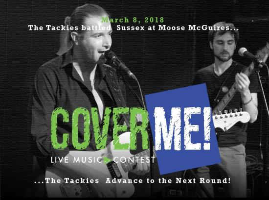 The Tackies and Sussex Blew the Roof Off Moose McGuires for Round 2 of CoverMe!