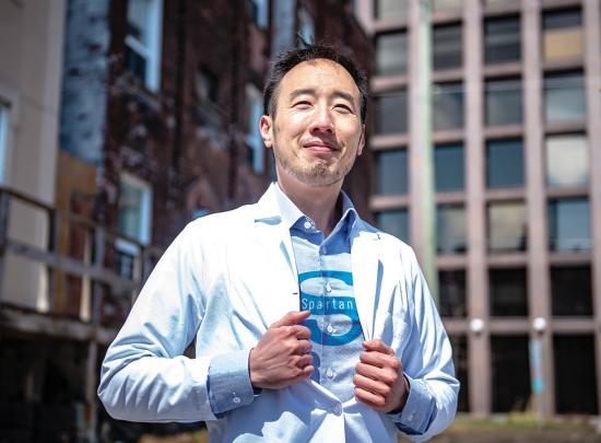 Spartan Bioscience: Ottawa's superhero of DNA testing