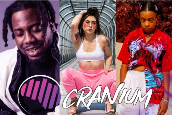 Over a dozen urban musicians are hitting Ottawa this week for CRANIUM!
