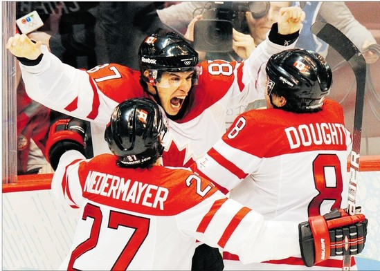 Canadian Athletes and a Look at Canada's 2014 Olympic Men's hockey team