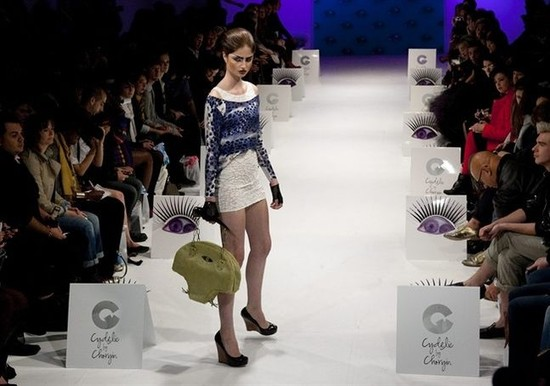 LG Fashion Week - Spring/Summer 2012: Day Five