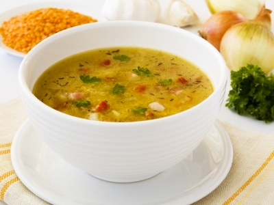 Recipe: Spicy Lentil Soup (Dahl)