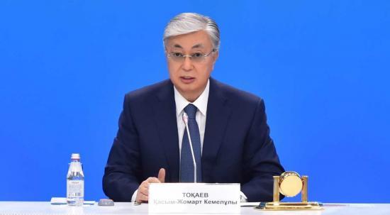 Kazakhstan President Tokayev announces more democratic reforms