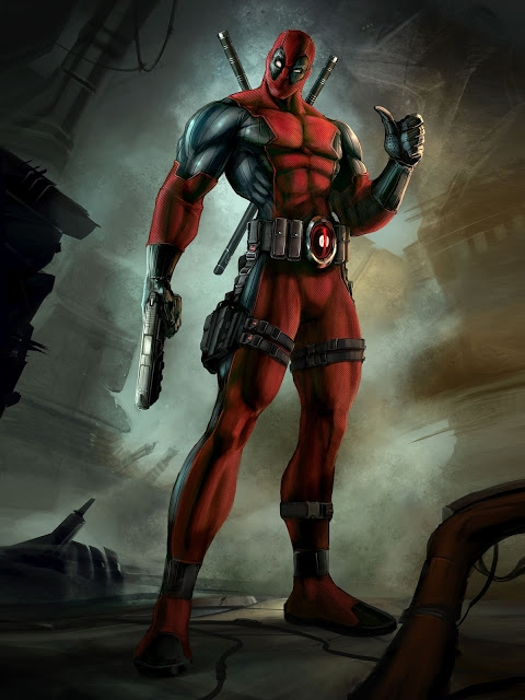 """Putting the """"Science"""" in """"Science Fiction"""" - Deadpool"""