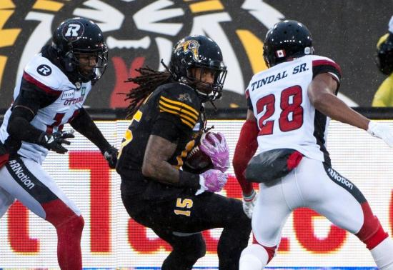 Declawed: Redblacks Defense Has Track Record of Containing Explosive Ti-Cat Offense